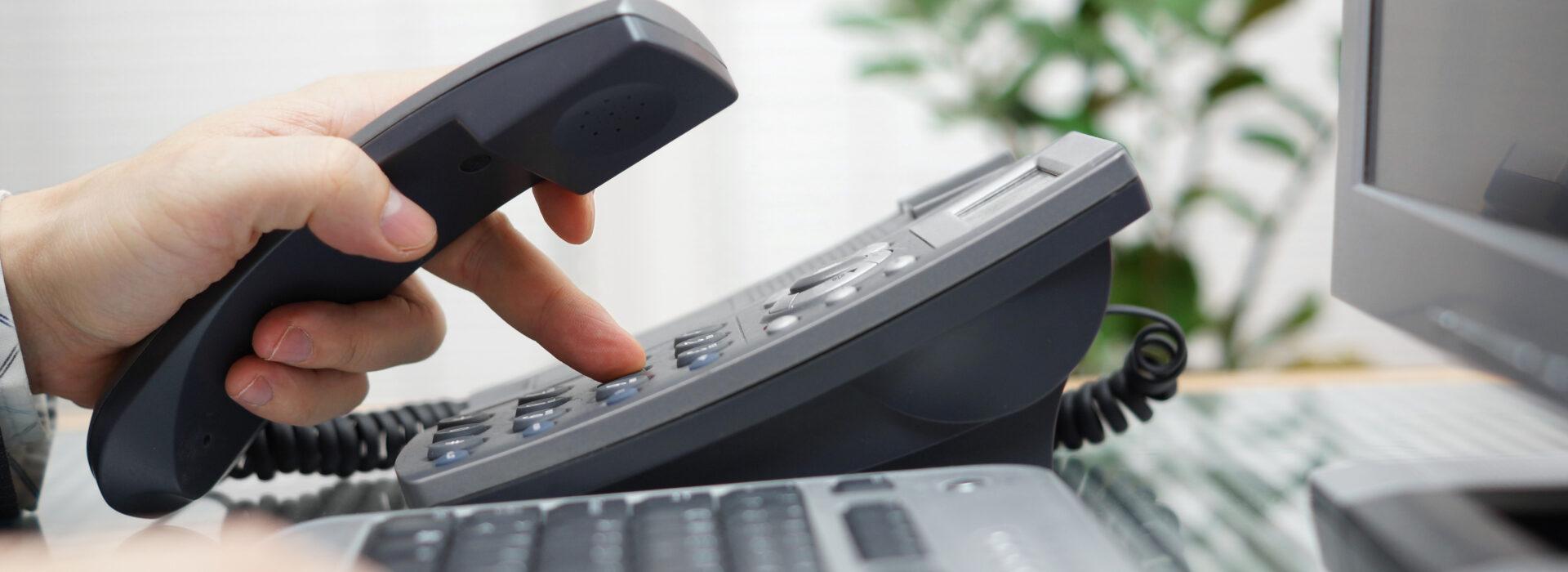 La téléphonie, premier contact avec vos clients